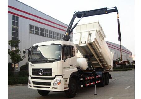 常林公司CHL5250ZZZD4自装卸式垃圾车