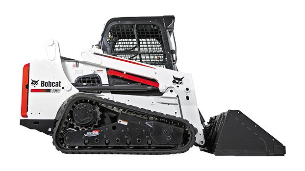 山猫T630履带装载机