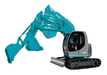 鲁牛重工SW90挖掘机