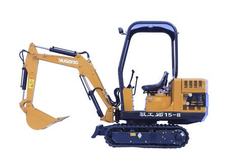 驭工机械YG15-8挖掘机