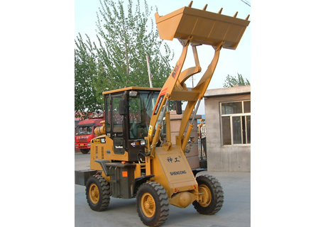 神工机械ZL15轮式装载机