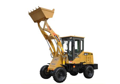 神工机械ZL10轮式装载机