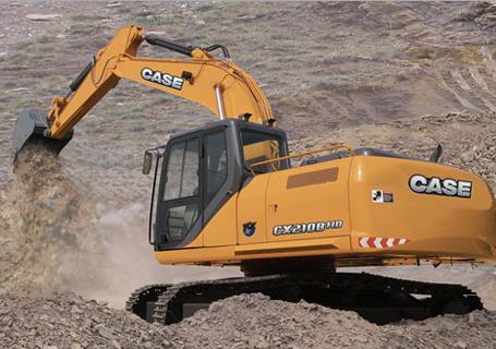凯斯CX210B-EM挖掘机