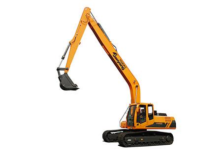 詹阳动力JY623ELB(加长臂)挖掘机