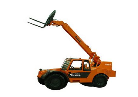 詹阳动力JYL520-A伸缩臂叉装机
