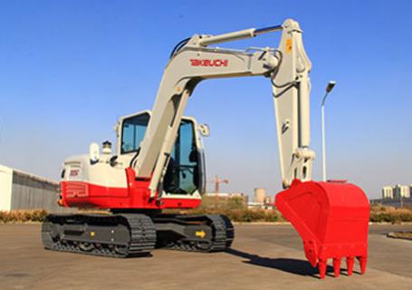 竹内TB285C挖掘机