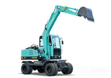 新源机械XY65W-7轮式挖掘机