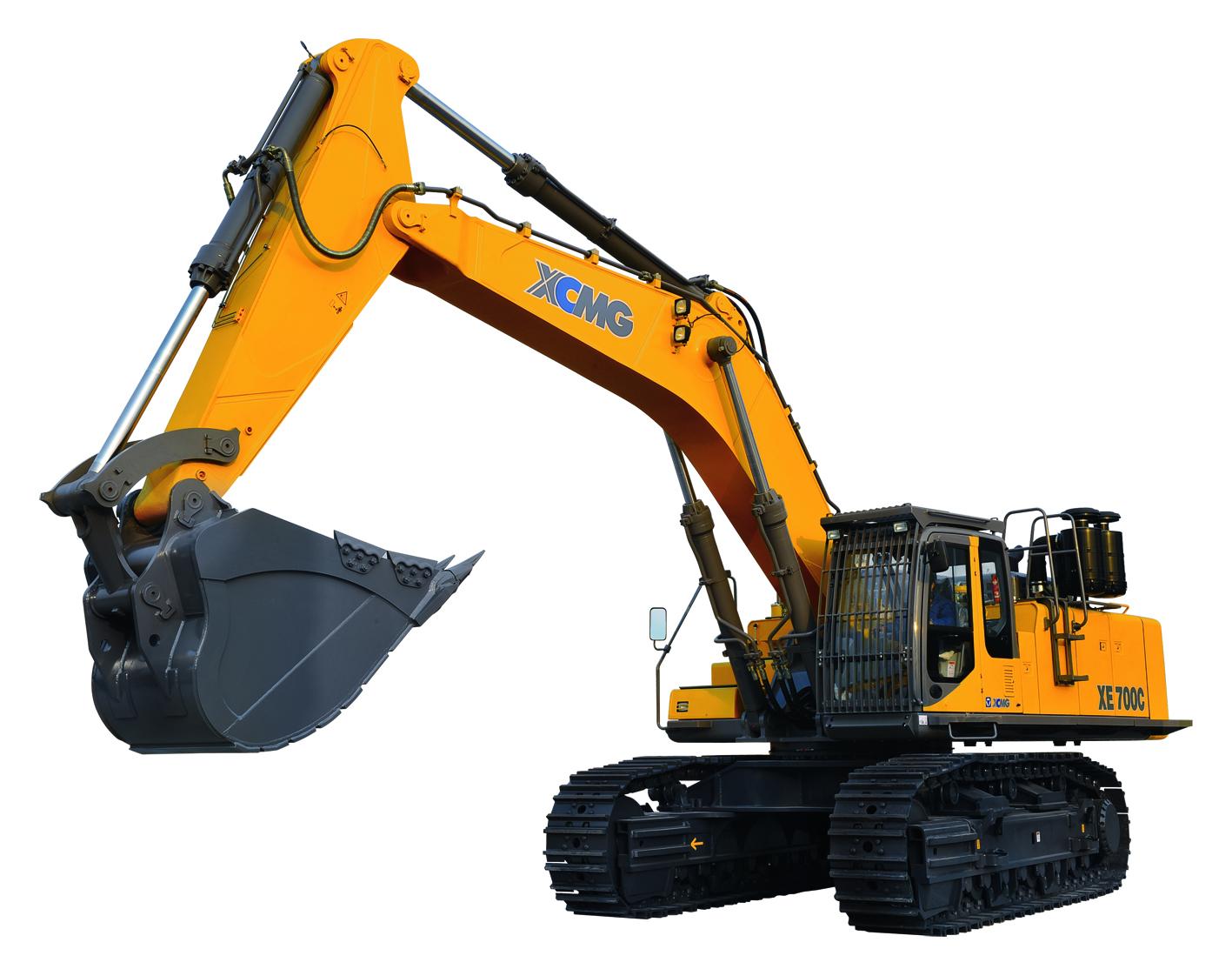 徐工XE700CA挖掘机