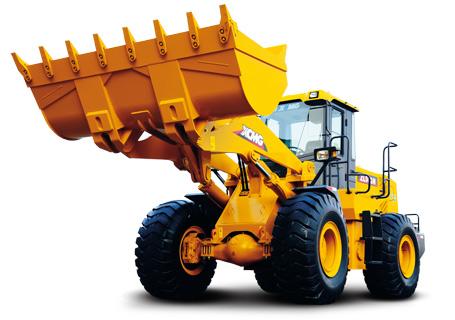 徐工ZL50GN轮式装载机