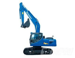 山重建机GC218-8挖掘机