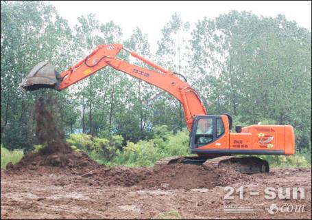 """力士德ZS632""""神挖""""节能型挖掘机"""
