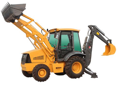 犀牛重工XN780挖掘装载机