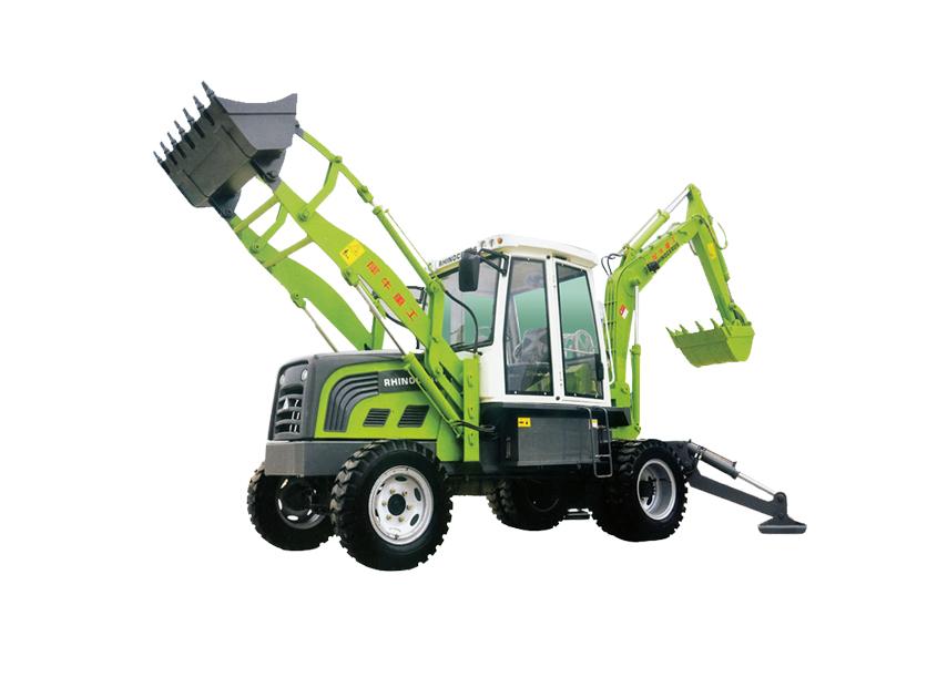 犀牛重工XN63180挖掘装载机