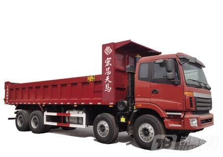 宏昌天马HH-5公路型自卸车
