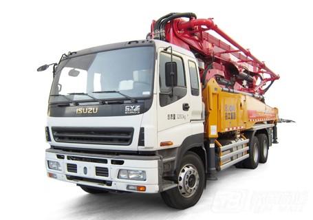 徐工HB43K混凝土泵车