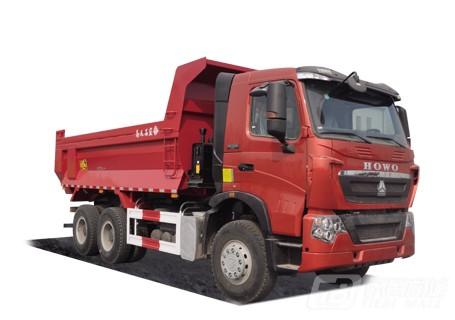 宏昌天马HT-6矿用型自卸车