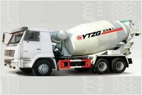 亚特TZ5257GJBZ4N混凝土搅拌运输车