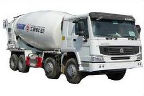 亚特TZ5317GJBZ2E混凝土搅拌运输车