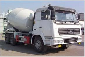亚特TZ5252GJBNC4混凝土搅拌运输车