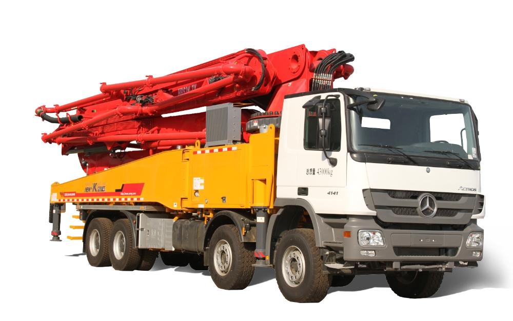 徐工HB53K混凝土泵车