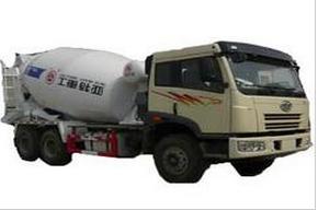 亚特TZ5252GJBCA9混凝土搅拌运输车