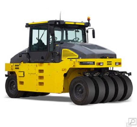 戴纳派克CP275轮胎压路机
