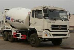 亚特TZ5250GJBEA6混凝土搅拌运输车