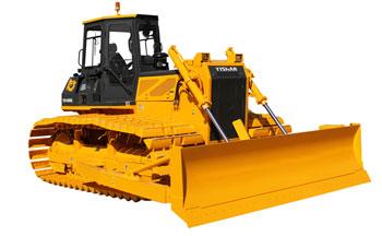 移山TS160机械传动湿地履带式推土机