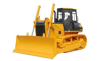 移山TY160标准型液力机械传动履带式推土机