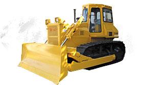 移山TY160液力机械传动履带式推土机