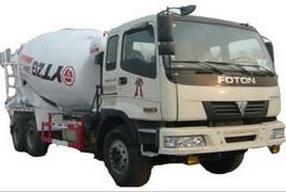 亚特TZ5251GJBEC4混凝土搅拌运输车