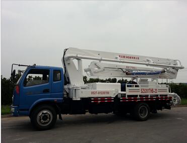 尤尼克23米臂架泵23米臂架泵