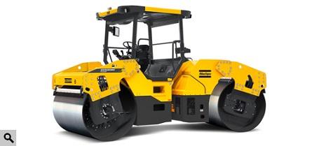 戴纳派克CC4200双钢轮压路机