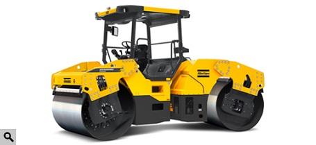 戴纳派克CC5200双钢轮压路机