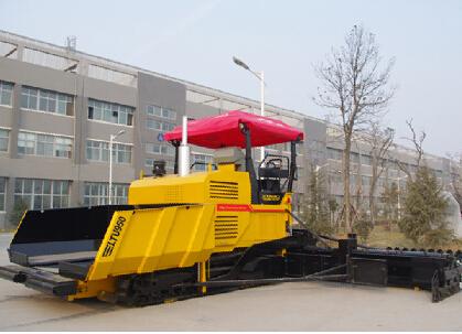 中交西筑LTU950C沥青混凝土摊铺机