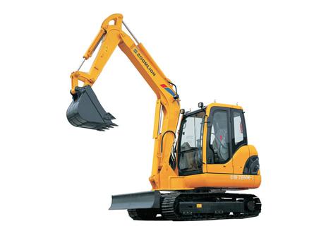 中联重科ZE60E挖掘机