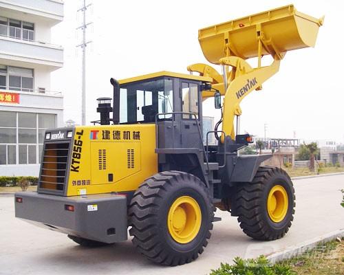 建德机械ZL50E-L轮式装载机
