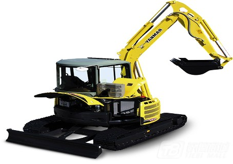 洋马ViO80-B挖掘机