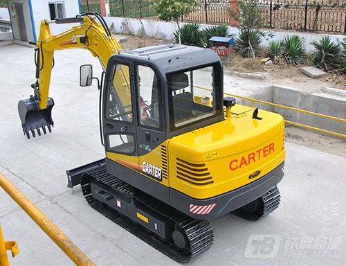 卡特重工CT65-8B挖掘机图片