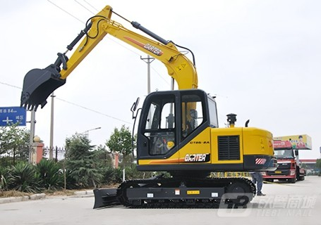 卡特重工CT85-8A挖掘机图片