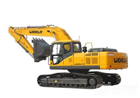沃得重工W2245DLC-8挖掘机
