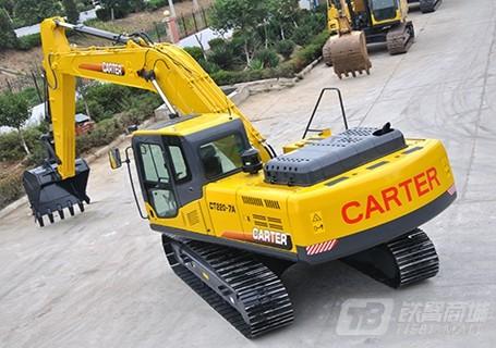 卡特重工CT220-8C挖掘机图片