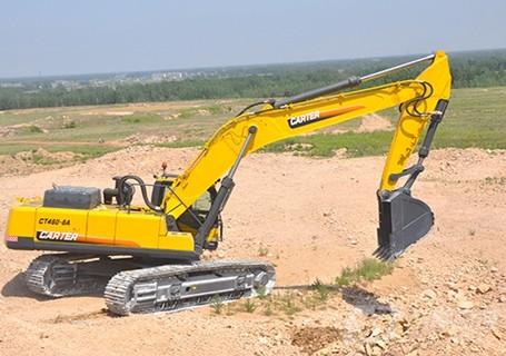 卡特重工CT460-8A挖掘机图片