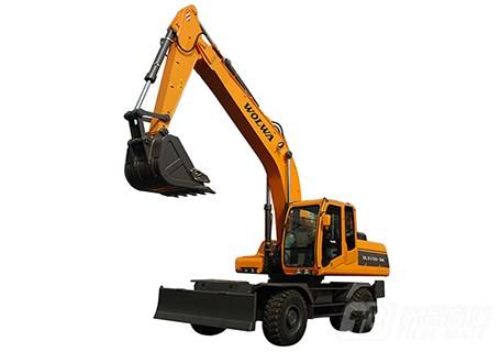 沃尔华DLS210-9A轮式挖掘机