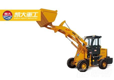 凯大ZL928高卸王粮食斗轮式装载机