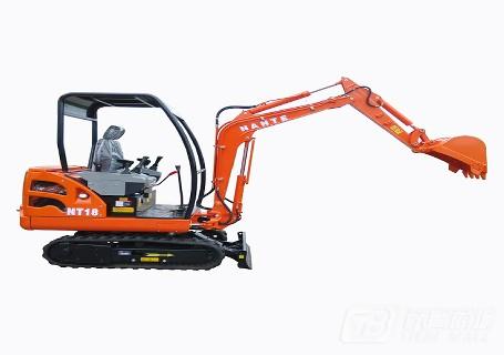 南特NT18挖掘机