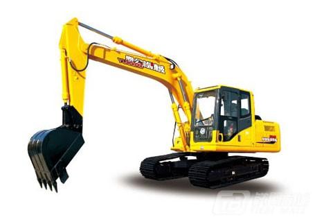 愚公机械WY135-8挖掘机