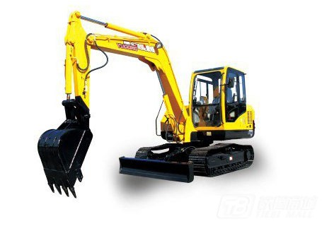 愚公机械WY80挖掘机