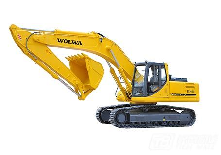 沃尔华DLS360-8B挖掘机