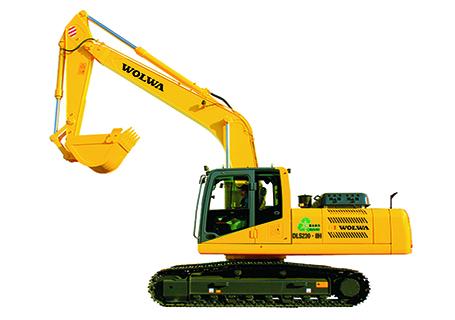 沃尔华DLS230-8H挖掘机图片